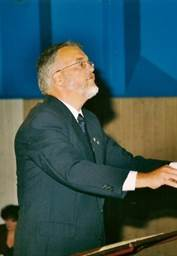 Dirigent-Wolfgang Egle